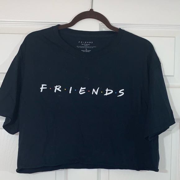 friends Tops - Friends | Tv Show | Crop Top